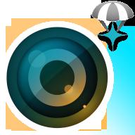camera plus logo